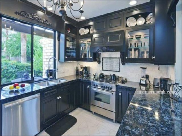 meja-kitchen-granit-blue-pearl