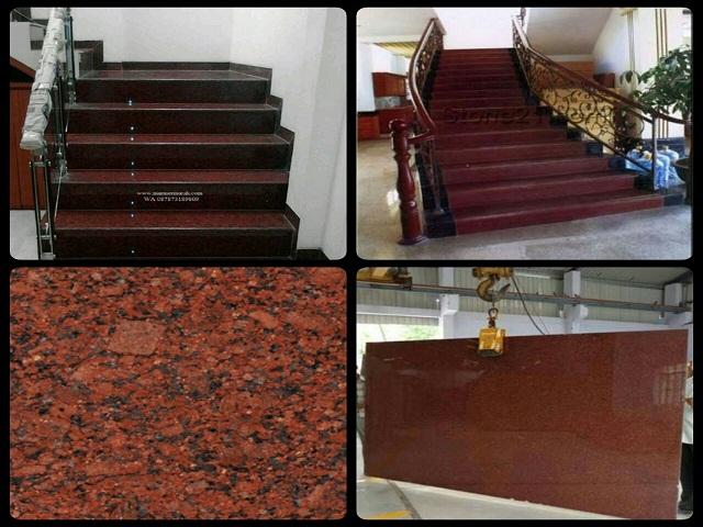 tangga-granit-imperial-red