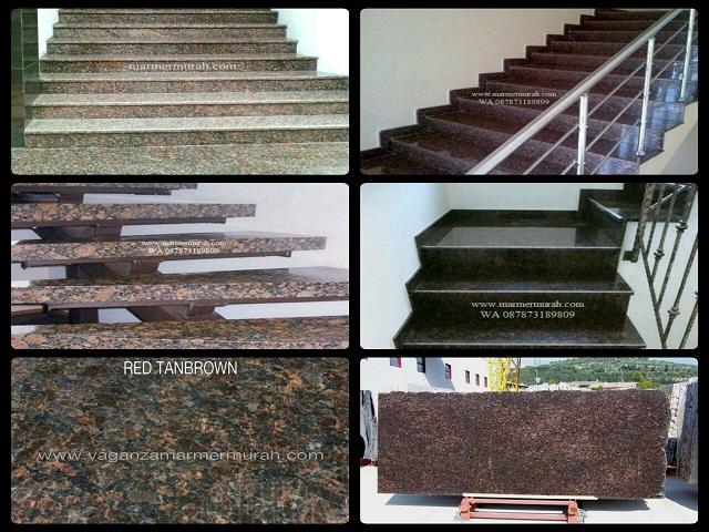 tangga-granit-tanbrown