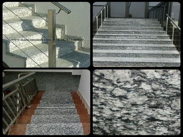 tangga-granit-white-panther