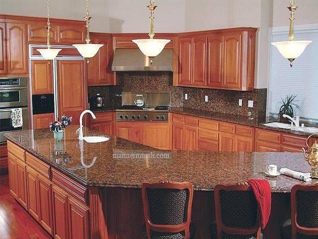 meja-kitchen-granit-tanbrown